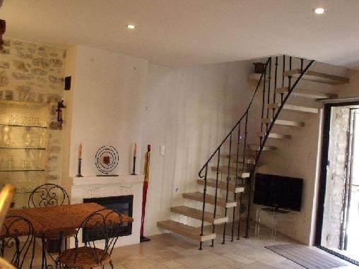 accés étage