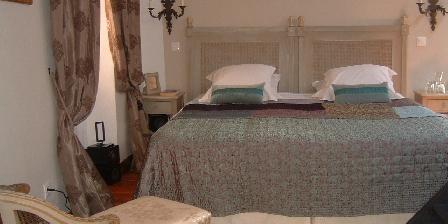 Suite du village d'Eze Bedroom of the suite of the village Eze