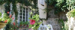 Bed and breakfast BnB M-F. Neau à Velluire