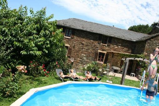 Chambre d'hote Aveyron - Domaine de la Libaudié, Chambres d`Hôtes Bastide Solages (12)