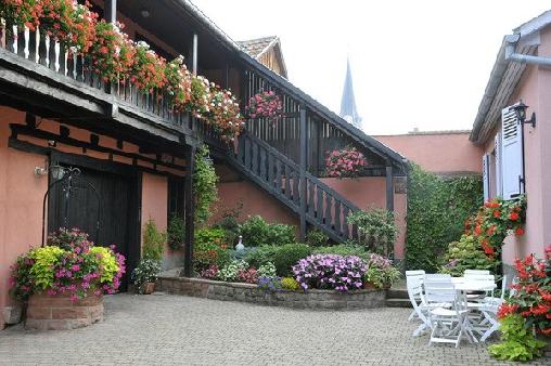 Gites-Weyer, Gîtes Bergheim (68)