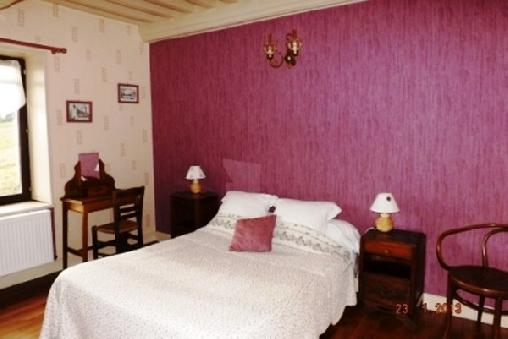 Domaine la Bonneau, Chambres d`Hôtes Couches (71)