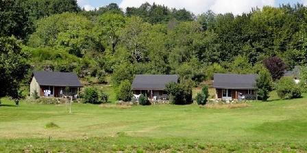 [Chalets de l'Eau Verte] Auvergne en chalets de montagne, Chambres d`Hôtes Champs/Tarentaine-Marchal (15)