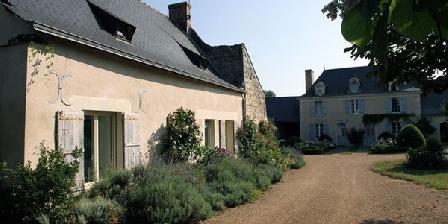 Gite Le Manoir des Rosiers > Le Manoir des Rosiers, Chambres d`Hôtes Noyant-la-plaine (49)