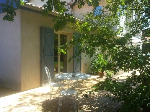 Chambre d'hote Gironde - Extérieur les aulnes Pessac (33)