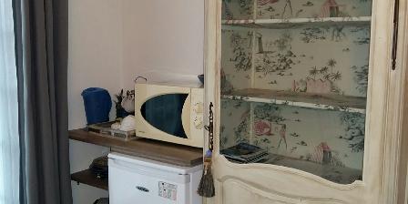 Le Parc d'Espagne Salle de bain des aulnesd`Hôtes Pessac (33)