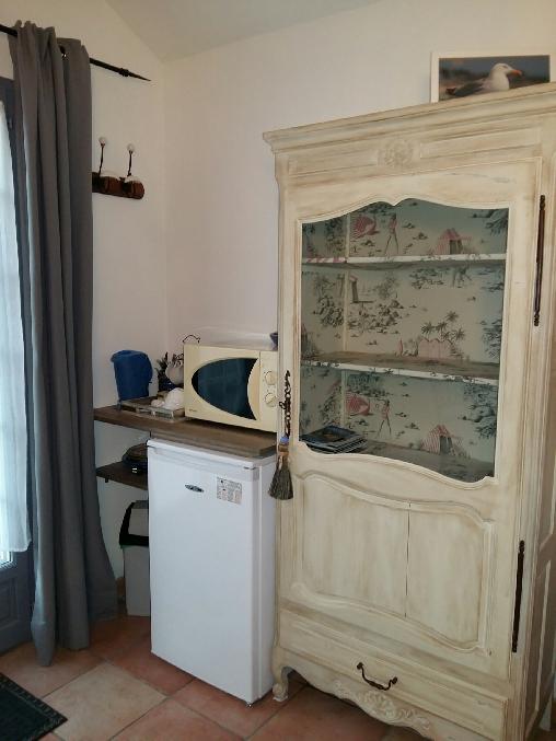 Chambre d'hote Gironde - salle de bain des aulnesd`Hôtes Pessac (33)