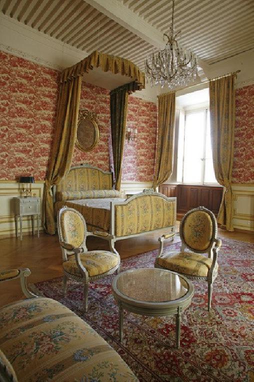 Chateau de Picomtal, Chambres d`Hôtes Crots (05)