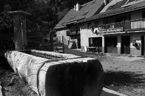 Chambre d'hote Hautes Alpes - La Ferme des Boussardes, Chambres d`Hôtes Monetier Les Bains (05)