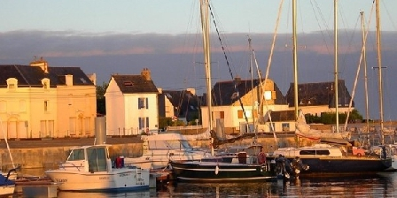 Le Petit Mansart  Le Petit Mansart - Presqu'île de Gâvres, Chambres d`Hôtes Gavres (56)