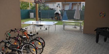 Les' Loges du Ried Les' Loges du Ried, Chambres d`Hôtes Marckolsheim (67)