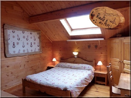 Chambres D'Hôtes Le Chalet des Alpages, Chambres d`Hôtes Poligny (05)