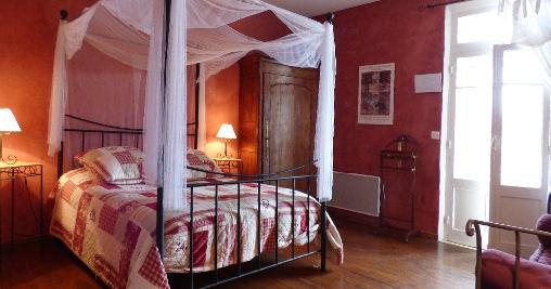Chambre d'hote Gard - Mas des Bougainvillées, Chambres d`Hôtes Sernhac (30)