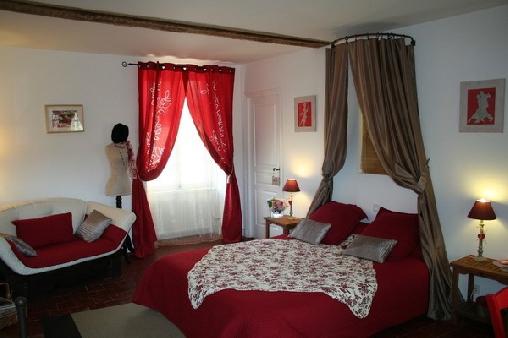 Chambre d'hote Orne - La Villageoise Normandie, Chambres d`Hôtes Trun (61)