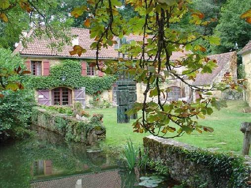 Moulin D'Iches, Gîtes Cazals (46)