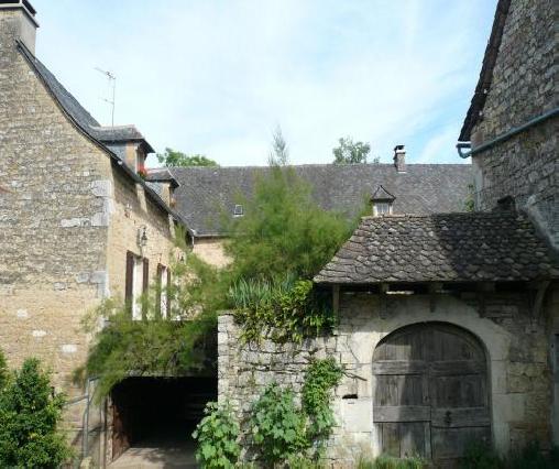 Chambre d'hote Aveyron - La Carnicousie, Chambres d`Hôtes Salles La Source (12)