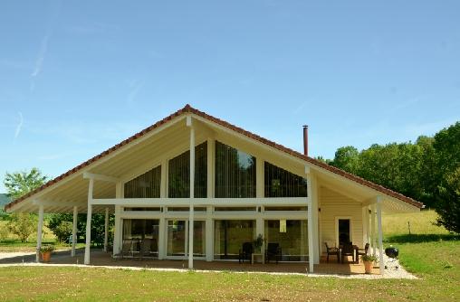 Chalets 5* 4 saisons Marigny,  Lac De Chalain (39)