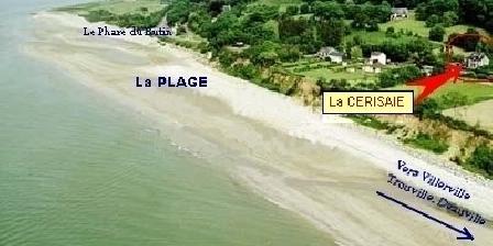 La Cerisaie La Cerisaie, Chambres d`Hôtes Honfleur (14)