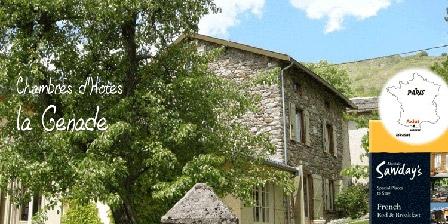 La Genade La Genade, Chambres d`Hôtes Axiat  Haute Ariege (09)