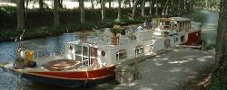 Bed and breakfast Péniche La Baïsa