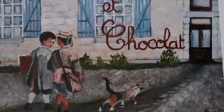 Couette et Chocolat Couette et Chocolat, Chambres d`Hôtes Castelnau Montratier (46)