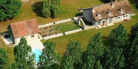 Location de vacances Domaine de La Pépinière > Domaine de La Pépinière, Chambres d`Hôtes Chouzy Sur Cisse (41)