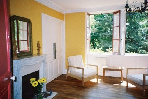 Les Battees, Chambres d`Hôtes Dennevy (71)