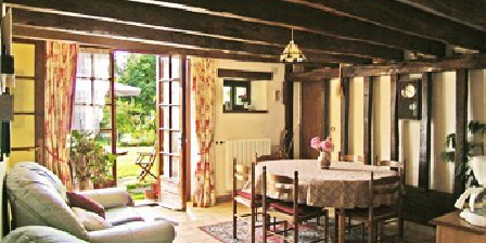 La Villonnière  La Villonnière Chambres d'Hôtes, Chambres d`Hôtes Parnac (36)