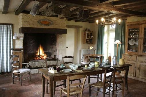 Lauseraie, Chambres d`Hôtes Bellou Le Trichard (61)