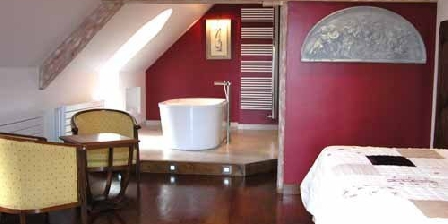 Au Clos de Beaulieu Au Clos de Beaulieu, Chambres d`Hôtes Bossee (37)