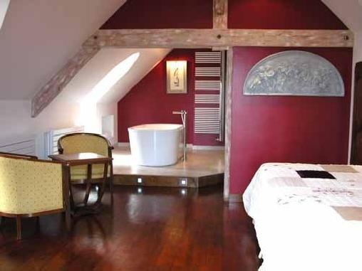 Au Clos de Beaulieu, Chambres d`Hôtes Bossee (37)