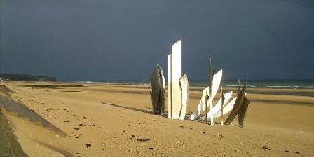 Gite De Mer Omaha Beach Gite De Mer Omaha Beach, Gîtes Saint Laurent Sur Mer (14)