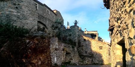 Les Oliviers Saint Ambroix, medieval quarter