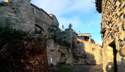 Saint Ambroix, quartier médiéval