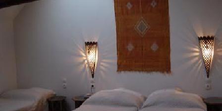 Ker-Riad Ker-Riad, Chambres d`Hôtes La Ville Du Bois (91)