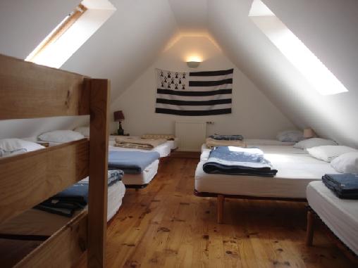 Gites Du-Ze, Chambres d`Hôtes Pleumeur Gautier (22)