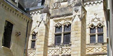 Château de Ternay Courtyard of honour