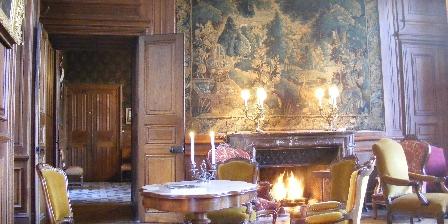 Château de Ternay Le salon de Perrine