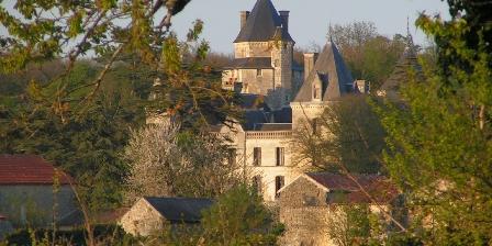 Château de Ternay Façade ouest