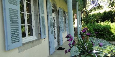 La Billebaude Le balcon