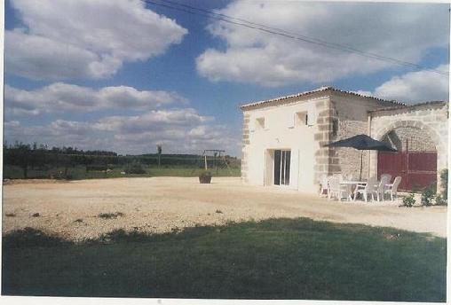 Gite Terre et Mer de Charpenaise, Chambres d`Hôtes Givrezac (17)