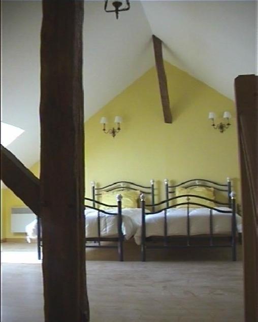 Chambre d'hote Marne - La Ferme de Baladin, Chambres d`Hôtes Rouffy (51)