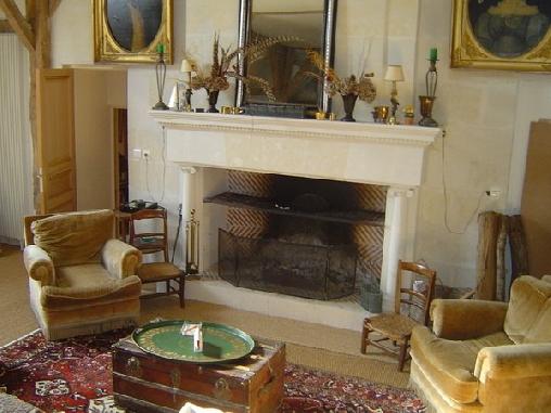 Chambre d'hote Indre-et-Loire - La Charlotière, Chambres d`Hôtes St Cyr Sur Loire (37)