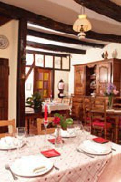 La Borie du Chevrier, Chambres d`Hôtes Ste Croix De Beaumont (24)