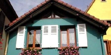 Gîte La Maison Bleue Gîte La Maison Bleue en Alsace à Bergheim, Gîtes Bergheim (68)
