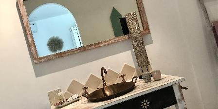 Le Clos de la Chèvre Sud Salle de bain Roussillon