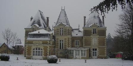 Chambre d'hotes Le Chene Vert > Le Chene Vert, Chambres d`Hôtes Chateau Gontier (53)