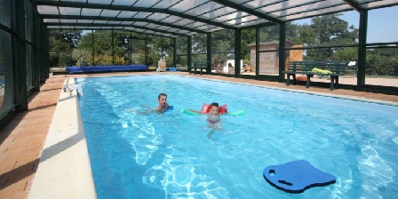 Gite Gîte de l'Audardière > Gîte de l'Audardière, piscine couverte