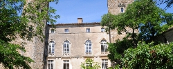 Cottage Château d'Agel