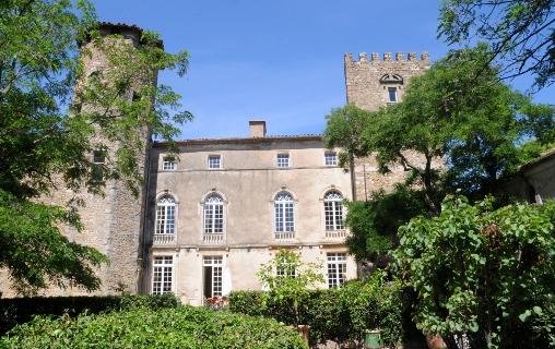 Château d'Agel,